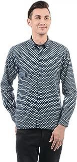Pepe Jeans Men's Polka dot Slim fit Casual Shirt