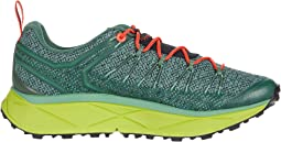 Field Green/Fluo Coral