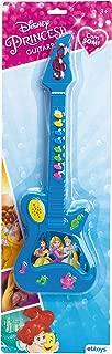 Guitarra Musical Princesas Etitoys Azul