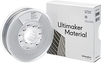 Ultimaker 3 NFC PLA Filament - Silver Metallic