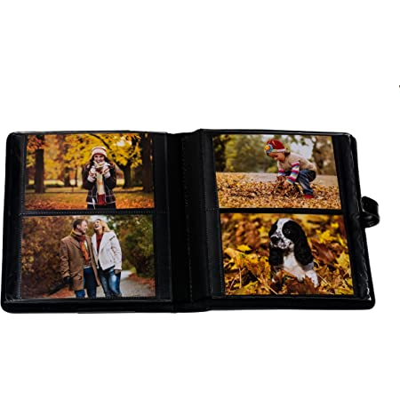 4 x 6 Photos Valentines Day Gift for Couples Forever It Will Stay Photo Album Holds 72
