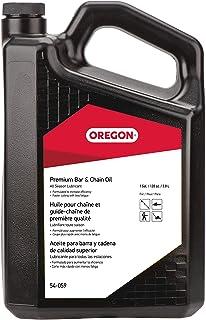 Oregon 54-059 Bar and Chain Lube, Black, 1 Gallon