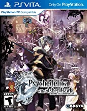$33 » Psychedelica of the Ashen Hawk - PlayStation Vita