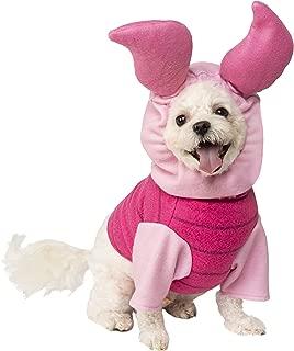 Rubie's Disney: Winnie The Pooh Pet Costume, Piglet, Small