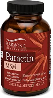 Harmonic Innerprizes Paractin MSM 90 Caps 90 Count