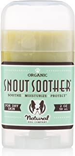 Natural Dog Company – Snout Soother | All-Natural Remedy for Chapped, Crusty and Dry Dog Noses | Veterinarian Recommended