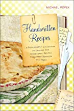 Handwritten Recipes: A Bookseller's Collection of Curious and Wonderful Recipes Forgotten Between the Pages