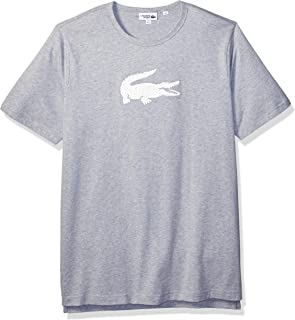 Lacoste Men's Sport Short Sleeve Premium Animated Transfer Croc T-Shirt