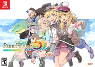Rune Factory 5 Earthmate Edition - Nintendo Switch