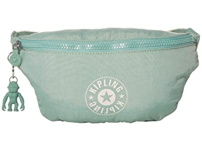 Kipling New Classics Fresh Waistpack (Frozen Mint) Handbags