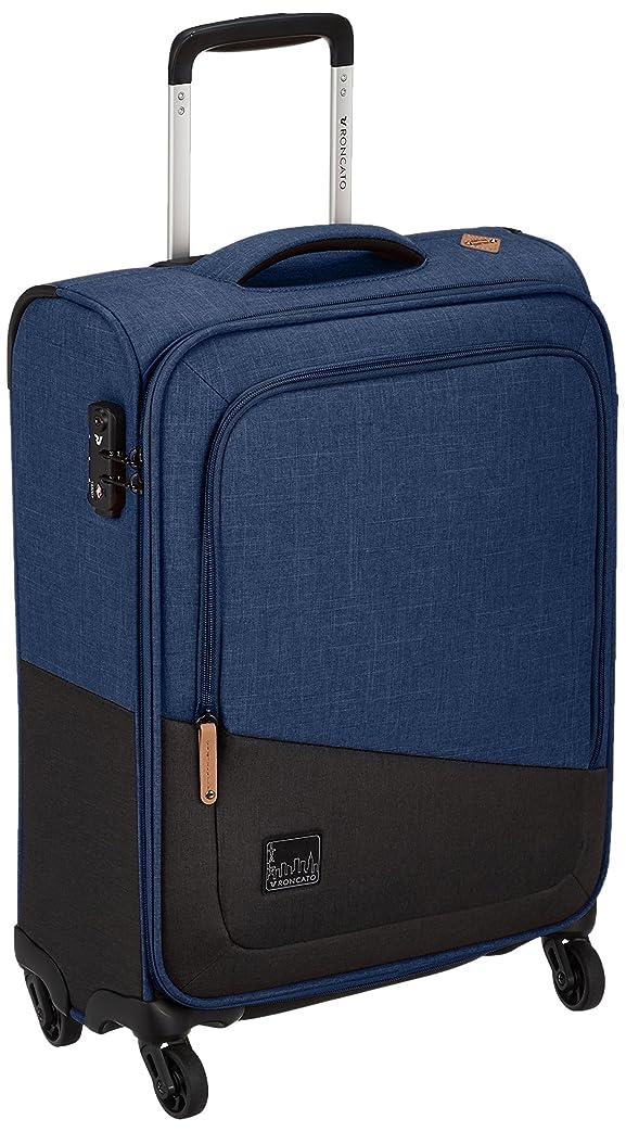 今日レザー冊子[ロンカート] スーツケース ADVENTURE 保証付 43L 55 cm 1.9kg
