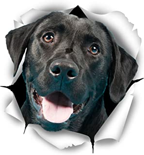 Best black dog sticker Reviews