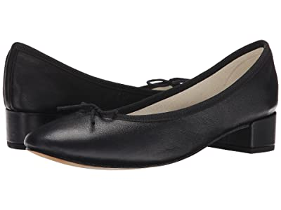 Repetto Camille (Black Nappa) Women