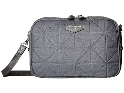 TWELVElittle 12little Diaper Clutch (Denim) Diaper Bags