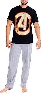 MARVEL Mens Avengers Pyjamas