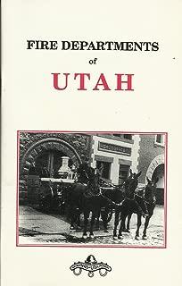 Fire Departments of Utah, Pamphlet, Daughters of Utah Pioneers