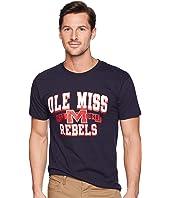 Ole Miss Rebels Jersey Tee