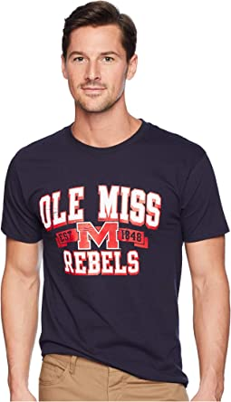 Ole Miss Rebels Jersey Tee