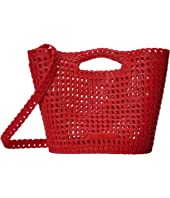 + Melissa Luxury Shoes - x Campana Crochet Tote Bag