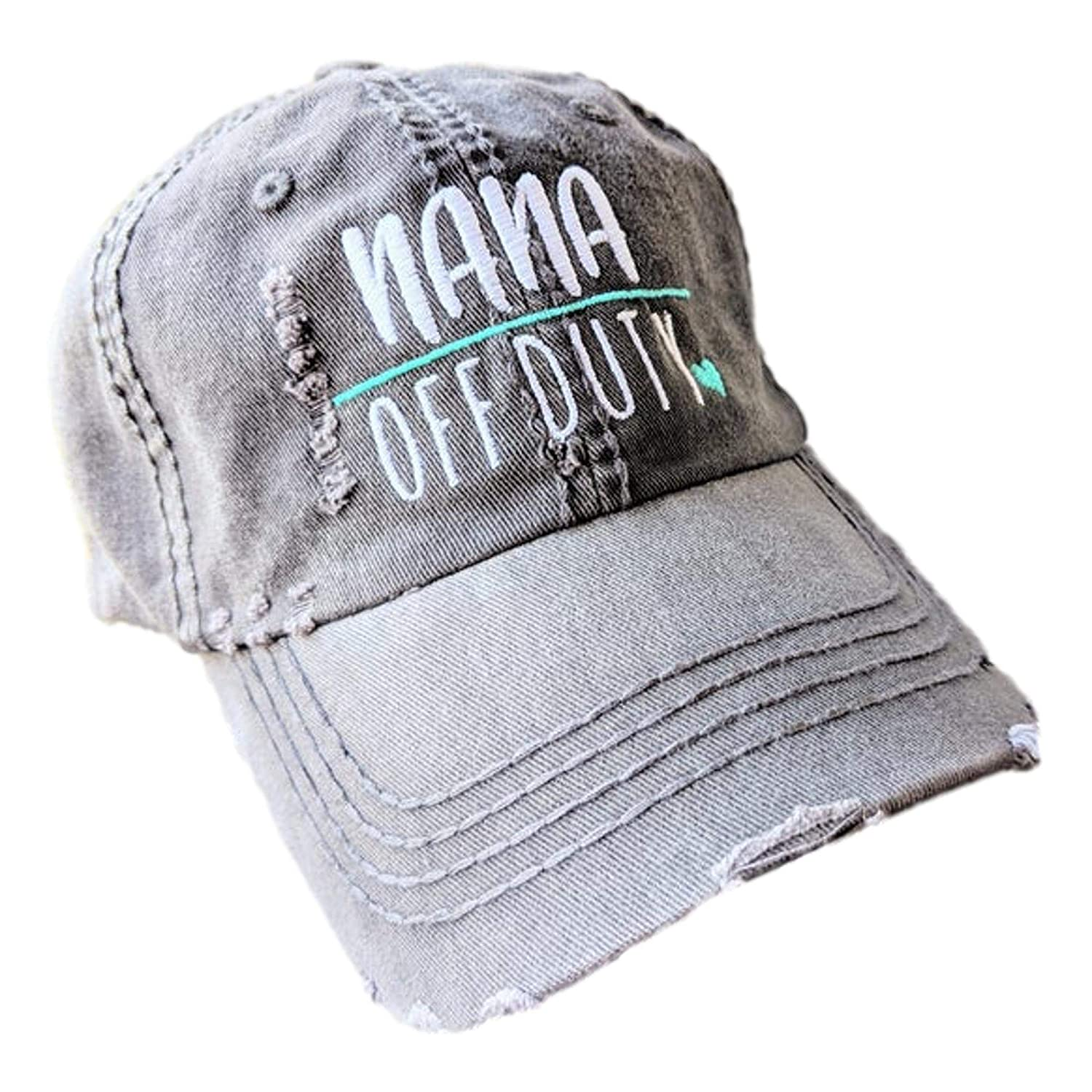 Loaded Ranking TOP13 Lids Customized Nana Off Duty Gift Hat Popular products N for