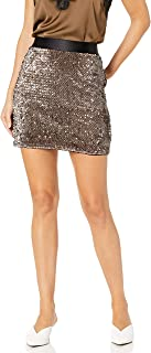 Women's Bailey44 Velvet and Sequin Skirt