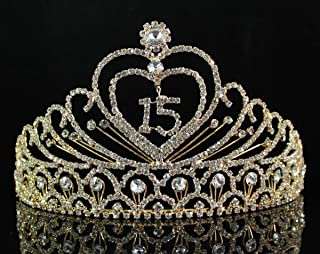 15 quinceanera crowns