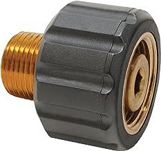Hot Max 29001 M22F x 1/4-Inch Pressure Washer Screw Coupler
