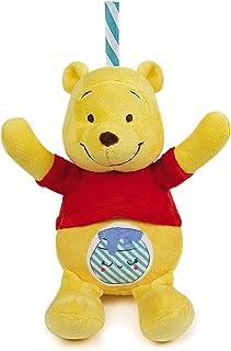 Clementoni 17275 Disney Baby – Winnie Puuh lichtpluche, knuffeldier voor peuters en zuigelingen, knuffeldier met licht en ...