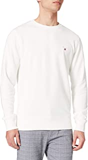 GANT Men's Original C-Neck Sweat Sweatshirt
