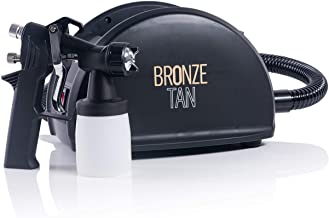 Bronze Tan Professional Spray Tan Machine Mobile HVLP Airbrush Tan Machine + FREE Spray..