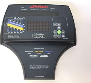 Life Fitness Display Console Panel AK47-00017-0001 Works SC8500 HSG Upright Stepper