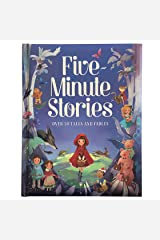 Five-minute Stories: Over 50 Tales and Fables Hardcover