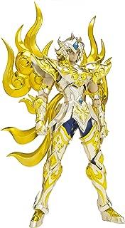Figurine Saint Seiya - Soul Of Gold - Leo Aiolia God Cloth - Jaune