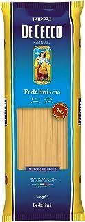ディ・チェコ No.10 フェデリーニ (パスタ ゆで時間6分 1.4mm) ×2袋