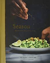 Season: Big Flavors, Beautiful Food (Indian Cookbook, Books about Indian Seasoning, Beautiful Cookbooks): Big Flavors, Bea...