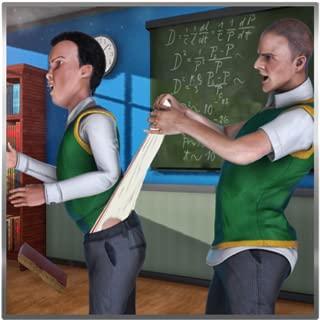 High School Bully Gangster Simulator Game 3D: Vegas City Criminal Bulling In Crime Adventure Mission Free For Kids