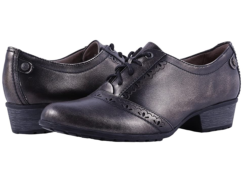 Rockport Cobb Hill Collection Cobb Hill Gratasha Oxford (Pewter Leather) Women
