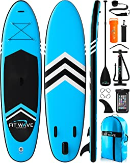 FITPULSE Inflatable Stand Up Paddle Board