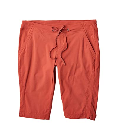 Columbia Anytime Outdoortm Long Short (Dusty Crimson) Women
