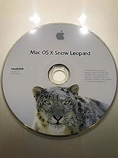 日本語 Mac OS X 10.6 Snow Leopard (Leopardユーザ向けアップグレード)