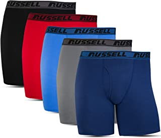 Men's All Day Comfort Boxer Briefs (5 Pack)