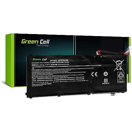 Green Cell Ac14a8l Laptop Akku Für Acer Aspire Nitro Elektronik
