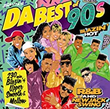 Da Best - Blazzin Hot 90'S R&B And New Jack Swing