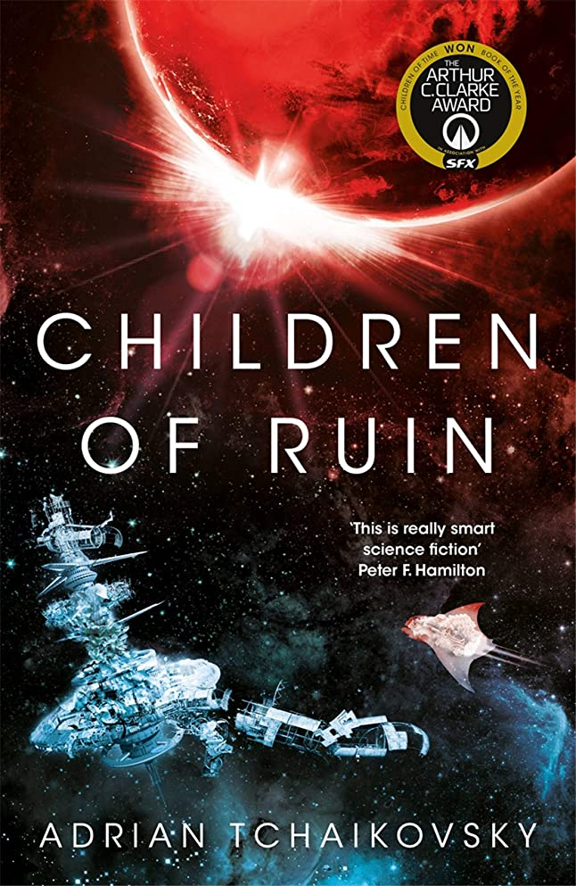 ラケット彫刻協同Children of Ruin (English Edition)