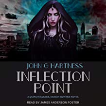 Inflection Point: Quincy Harker Demon Hunter, Book 6