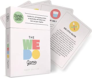 The WeDo Game - Baby Edition - Newborn Gifts for New Parents Smart Parenting Tool Einstein Brain Development Learning Play...