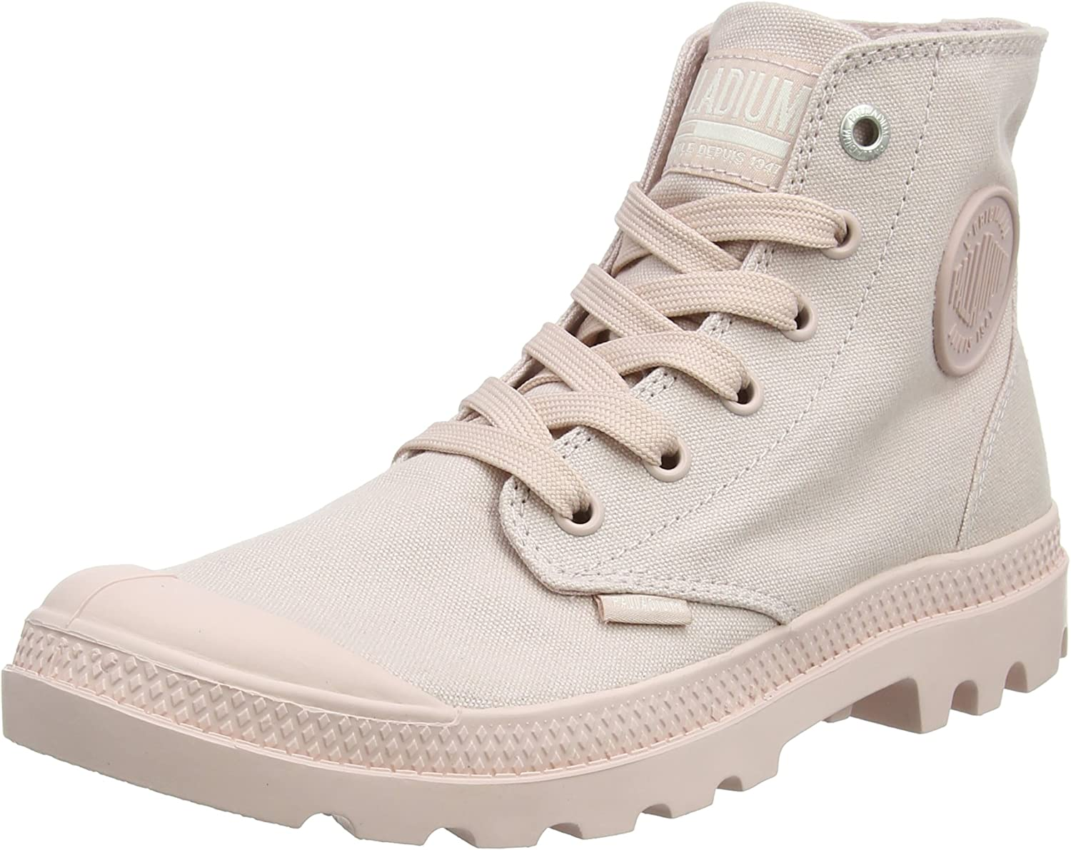 Palladium Womens Peach   Whip Mono Chrome Boots