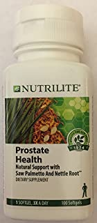 Nutrilite Saw Palmetto with Nettle Root 100 Softgels