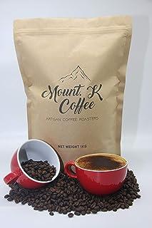 Mount K Decaf Coffee Beans