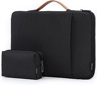 HYZUO 13-13,5 tum 360° skyddande bärbar datorväska handväska kompatibel med MacBook Air 13 M1/Macbook Pro 13 M1/13,5 Surfa...